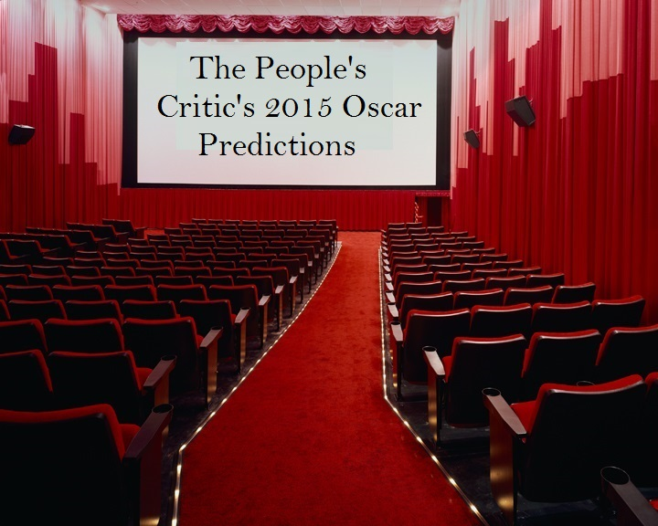 2015 Oscar Predictions