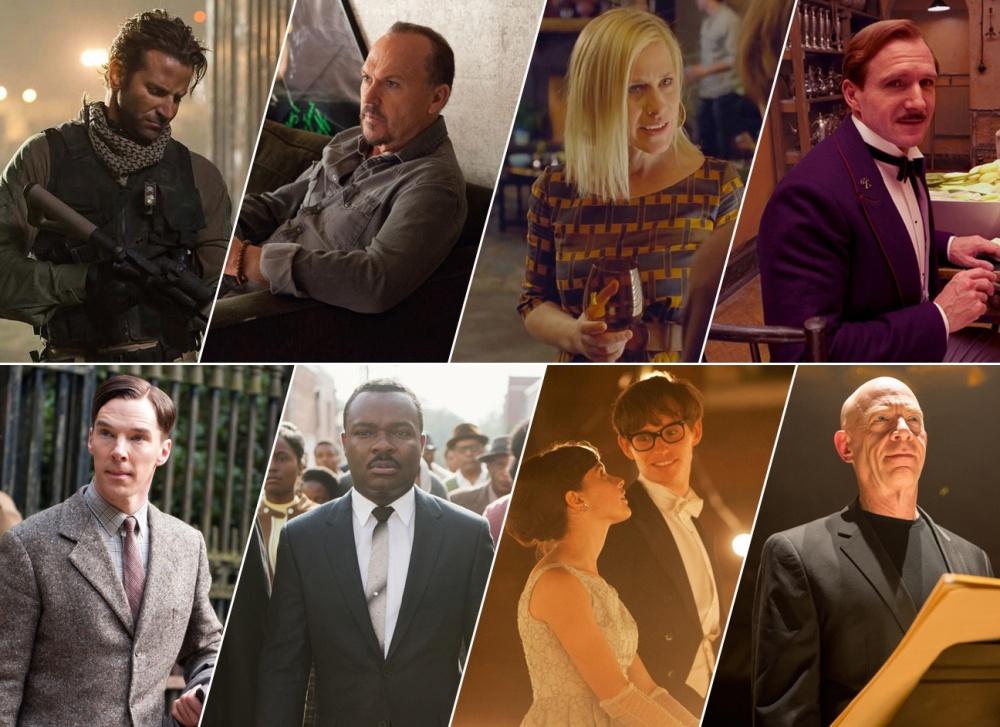 2015 Oscar Predictions (4/5)