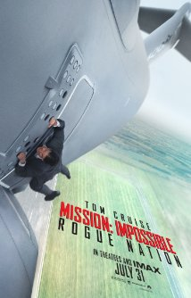 Mission: Impossible - Rogue Nation (1/3)