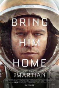Martian Poster