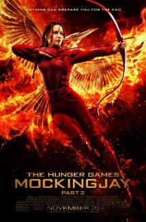 The Hunger Games: Mockingjay - Part 2 (1/2)