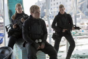 The Hunger Games: Mockingjay - Part 2 (2/2)