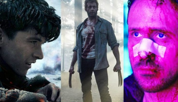 Cinematography Oscar Nominations 2018