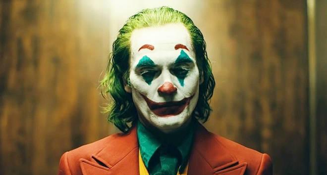Phoenix as Joker